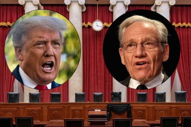 Supreme Court Donald Trump Bob Woodward
