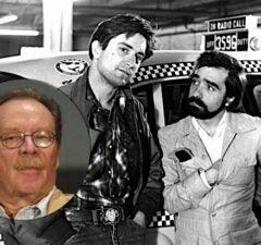 Taxi Driver Robert DeNiro Martin Scorsese Michael Chapman The Fugitive Raging Bull