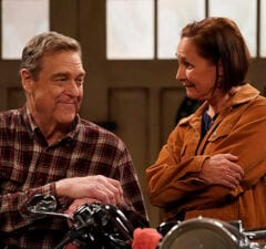JOHN GOODMAN, LAURIE METCALF The Conners