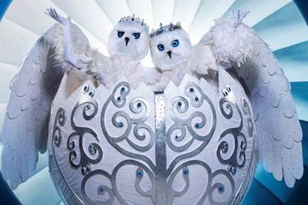 The Masked Singer Snow Owls