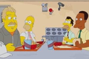 The Simpsons Season 32 premiere
