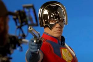 The Suicide Squad John Cena Peacemaker