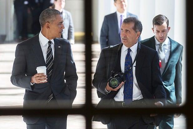 The Way I See It Barack Obama Pete Souza