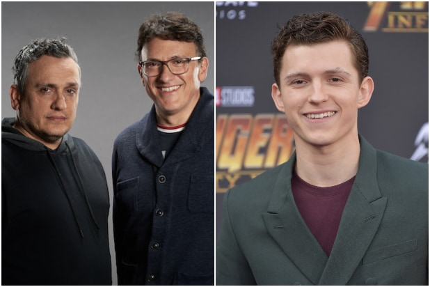 Tom Holland Russo Brothers