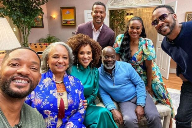 Will Smith Fresh Prince Reunion Full Cast