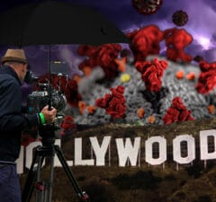 Hollywood production insurance COVID
