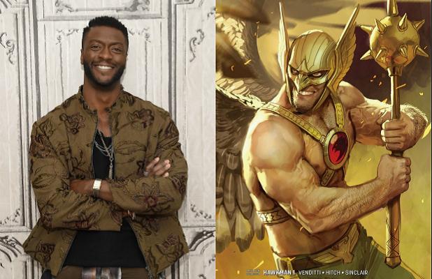 aldis hodge hawkman black adam superhero movie