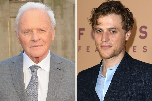 Anthony Hopkins Johnny Flynn