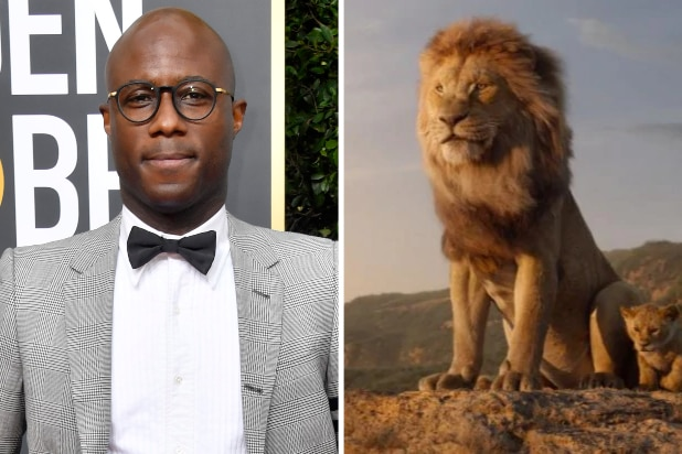 barry jenkins lion king