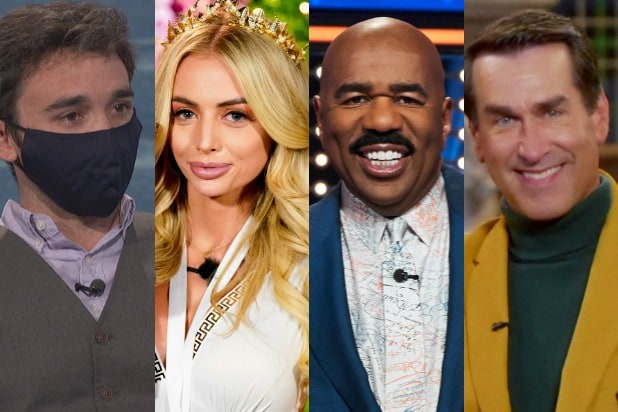big brother love island celebrity family feud holey moley