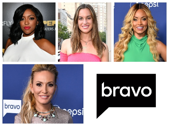 Bravo's Chat Room Porsha Williams Hannah Berner Gizelle Bryant Kate Chastain
