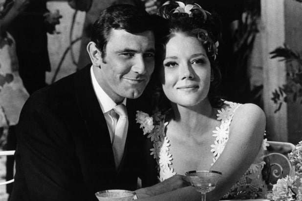diana rigg on her majesty's secret service