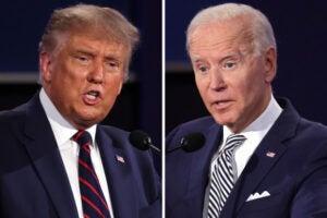 donald trump joe biden first debate