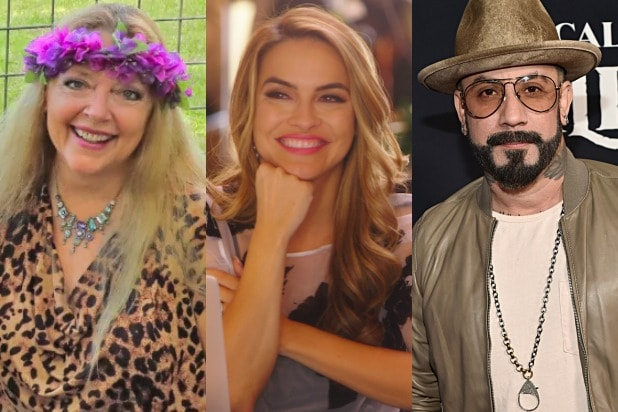 dwts contestants carole baskin chrishell stause aj mclean