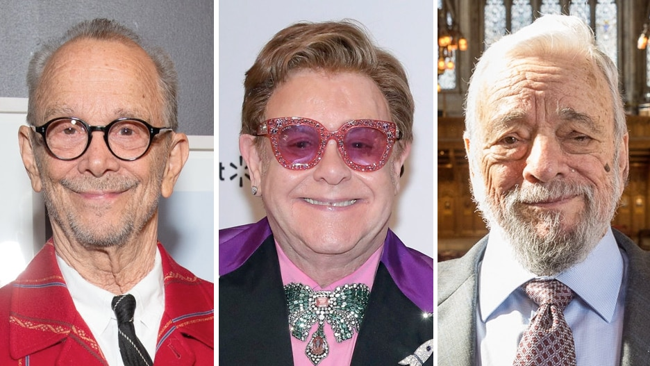 10 Stars Who Just Need an Emmy to EGOT, From Elton John to Stephen Sondheim (Photos).jpg