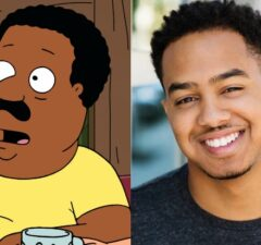 family guy cleveland brown Arif Zahir mike henry