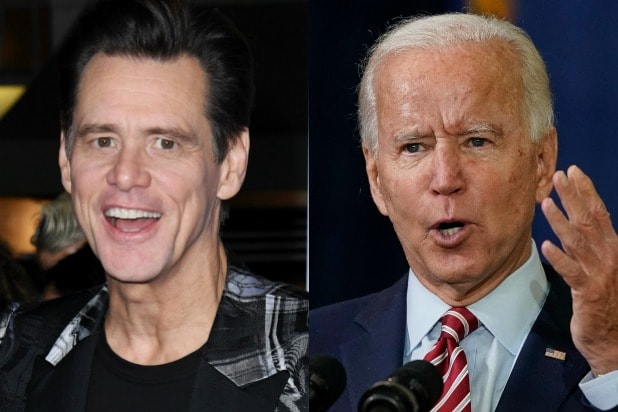 jim carrey joe biden snl