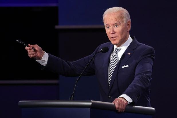 Joe Biden First Debate