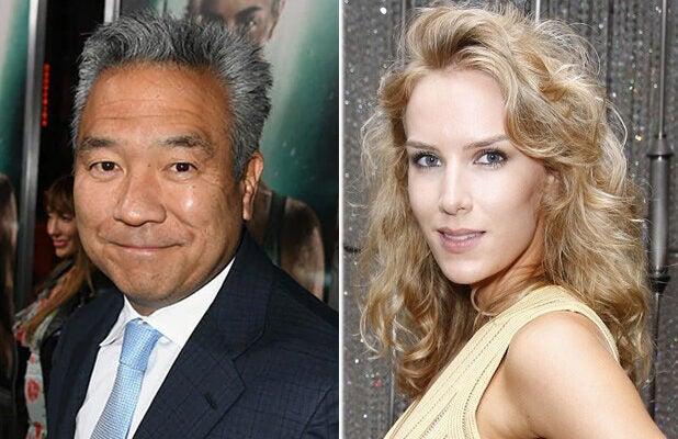 Kevin Tsujihara, Charlotte Kirk