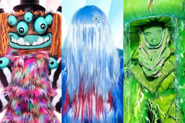 masked singer season 4 costumes