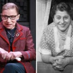ruth bader ginsburg molly goldberg (gertrude berg)