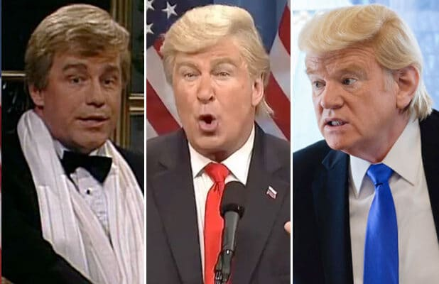 donald trump actors