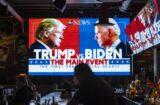 trump biden first presidential debate