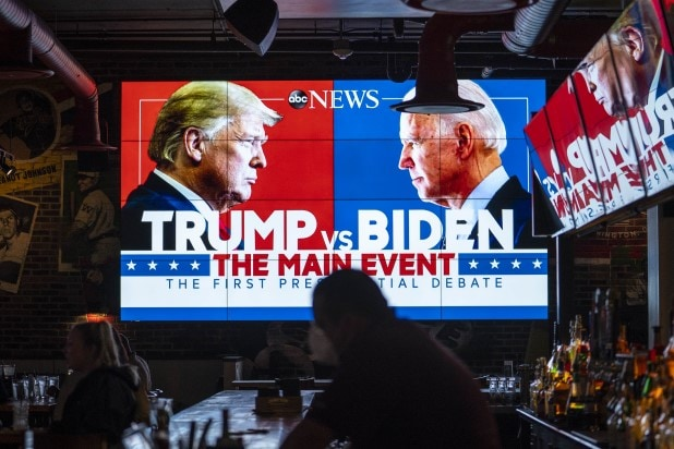 trump biden first presidential debate