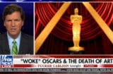 tucker carlson tonight oscar diversity rules death of art