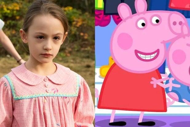 Amelia Bea Smith, Peppa Pig