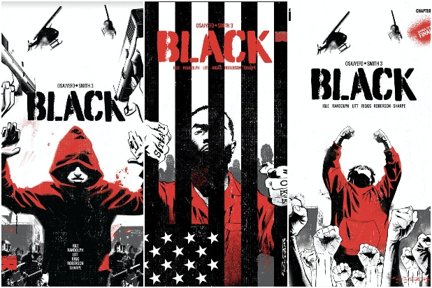 Black' Comic Where Only Black People Have Superpowers Gets Film Adaptation