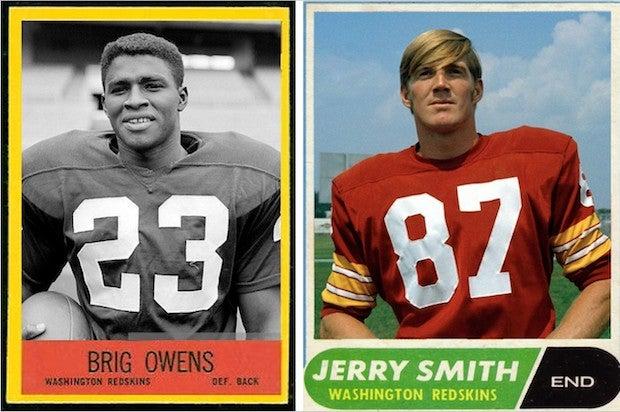 Brig Owens Jerry Smith
