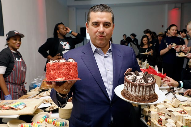 Cake Boss Star Buddy Valastro S Hand Injury And Recovery To Be Documented In Tlc Special
