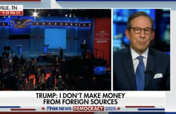 Chris Wallace Wishes He'd Moderated THIS Debate Instead of Messy First One (Video)