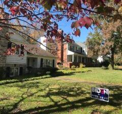 Cleveland Biden house