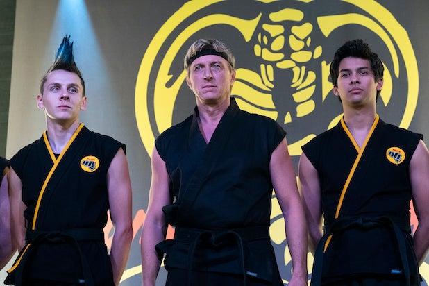 Cobra Kai - Season 2 - Episode 203