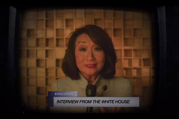 """Connie Chung on """"Sarah Cooper: Everything's Fine"""""""