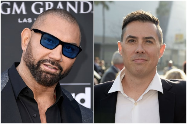 Dave Bautista Brad Peyton Universe's Most Wanted