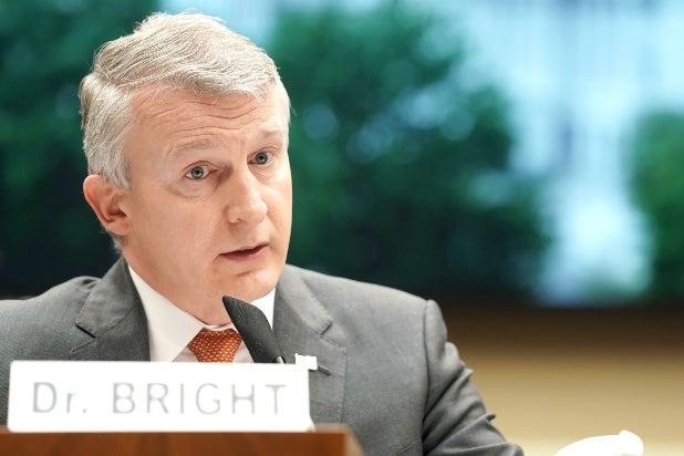 Dr. Rick Bright