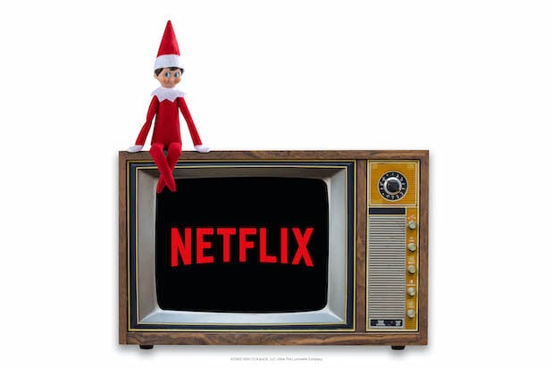 Elf on the Shelf Netflix