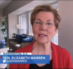 'The View': Elizabeth Warren Slams Amy Coney Barrett; Trump's Debate Antics