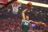 Greek Freak NBA Star Giannis Antetokounmpo