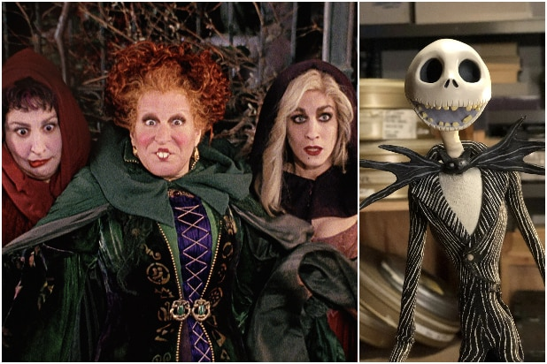 Hocus Pocus Nightmare Before Christmas