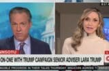 Jake Tapper Cuts Off Lara Trump in Awkward, Sarcasm-Filled CNN Interview (Video)