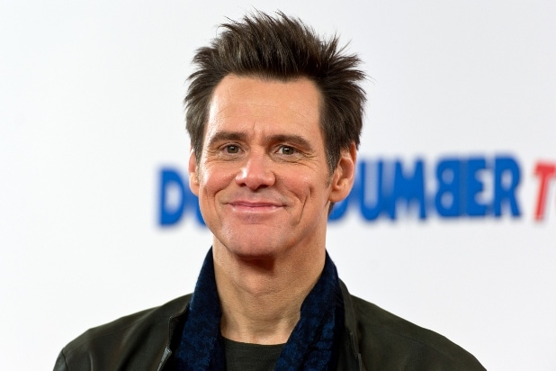 Jim Carrey Blames Werewolf Trump for No Trick Or Treating in Latest Cartoon