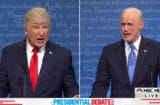 Joe Biden Donald Trump Jim Carrey Alec Baldwin SNL