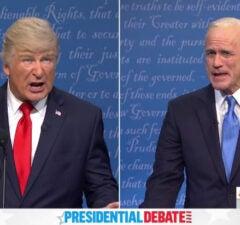 Joe Biden Donald Trump Jim Carrey Alec Baldwin SNL