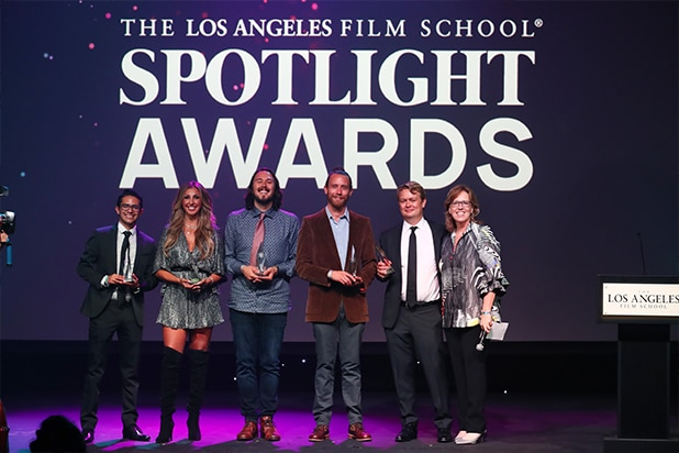 Los Angeles Film School's Spotlight Awards
