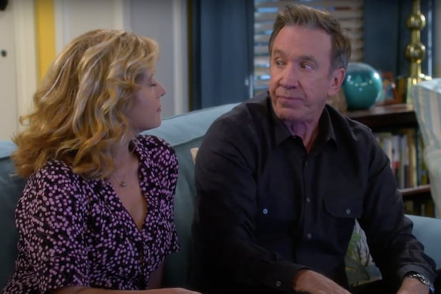 'Last Man Standing' Final-Season First Look: Vanessa Does Not Approve of Mike's Sorry Excuse for a Mask (Exclusive Video)