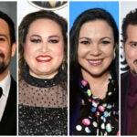 Lin-Manuel Miranda, Tanya Saracho, Gloria Calderón Kellett, John Leguizamo